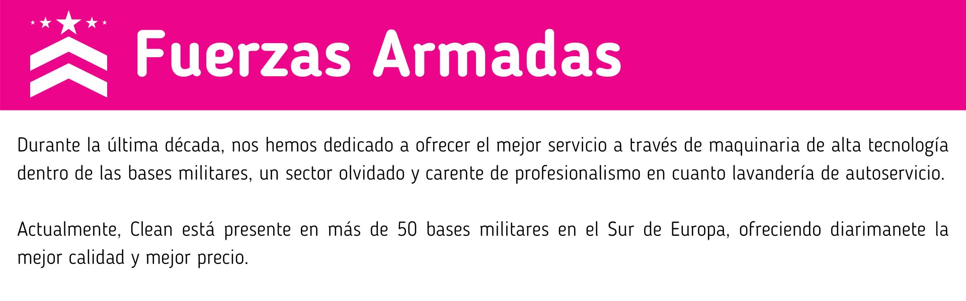 SPA Fuerzas Armadas